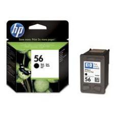 HP 56 (C6656AE) inktcartridge zwart (origineel)