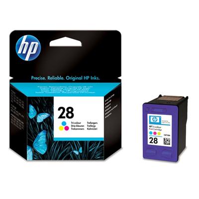 HP 28 (C8728AE) inktcartridge kleur (origineel)