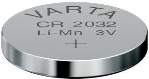 CR2032 Moederbord batterij