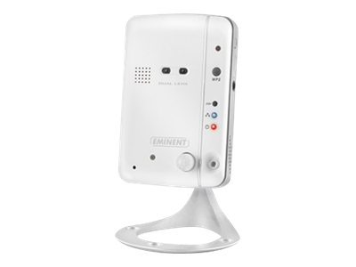 Eminent Easy Pro View IP Camera HD EM6250 door app bedienbare videobewaking