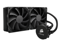 CORSAIR CPU Water Koeler H110 - 1500RPM - 2 140mm