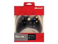Microsoft Xbox 360 Controller for Windows - Game pad - black