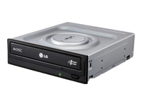 LG DVD-Burner 24x SATA Intern OEM Black GH24NS