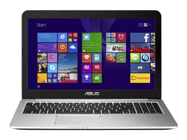 Asus 15.6i FHD Mat I7-5500U 8GB 256GB SSD GTX950M