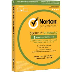 Norton Security 3.0 NL 1 user 1 device NL