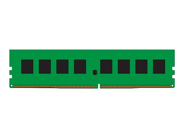 Kingston ValueRAM - DDR4 - 8 GB - DIMM 288-PIN - 2133 MHz / PC4-17000 - CL15 - 1.2 V - niet-gebufferd - niet-ECC