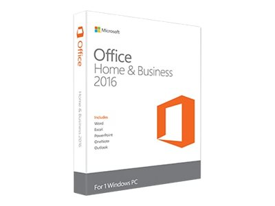 Microsoft Office Home and Business 2016 1PC NL