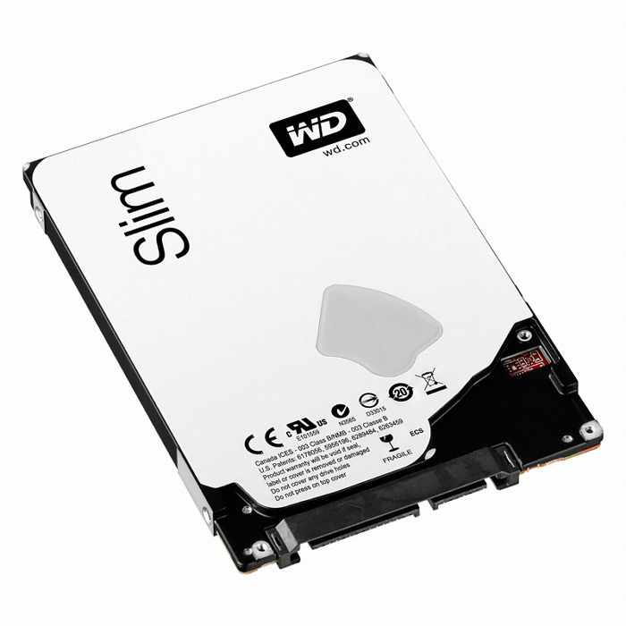 2,5 WD Scorpio 1 TB HDD SATA 5400rpm 16 MB