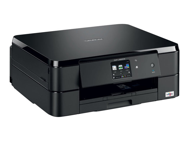 Brother  DCP-J562DW all-in-one inkjetprinter usb - wifi display