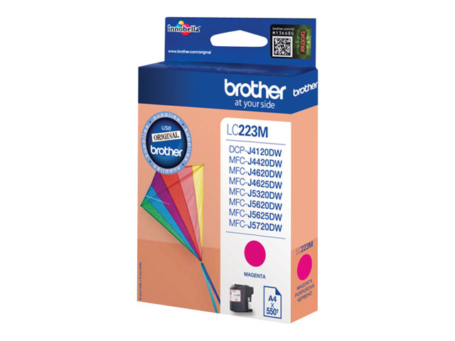 Brother LC-223M Magenta 5,9ml (Origineel)