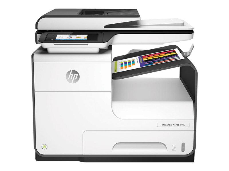 HP PageWide Pro 477dw - multifunctionele printer ( kleur )