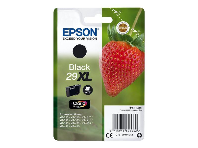 Epson 29XL - hoge capaciteit - Black - origineel - inktcartridge