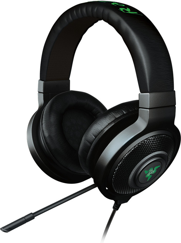 Razer Kraken 7.1 Chroma Gaming Headset (Zwart)