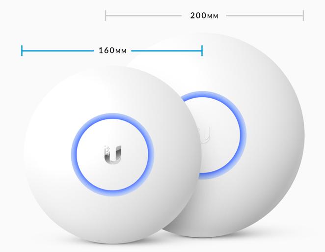 Ubiquiti Unifi AP-AC-LITE 2,4Ghz  - 5,0Ghz
