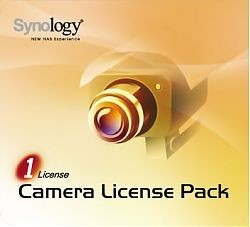 Synology Surveillance DEVICE LICENSE PACK (1 LICENSE)