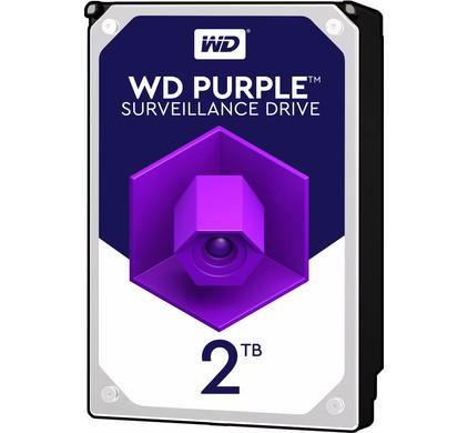 WD Purple Surveillance Hard Drive WD20PURX 2TB