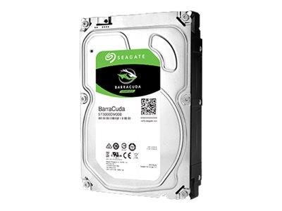 SEAGATE Desktop 7200 1TB HDD 7200rpm SATA serial ATA 6Gb/s NCQ 64MB cache 3,5inch BLK