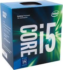 Intel Core i5-7500  3,40 GHz LGA1151 6MB Cache Boxed CPU