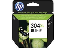 HP 304XL Hoog rendement  zwart