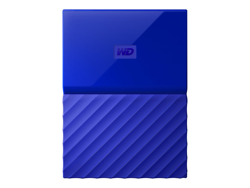 Western Digital My Passport 1 TB HDD USB 3.0 Blue