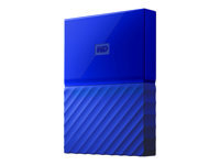 Western Digital My Passport 2 TB HDD USB 3.0 Blue
