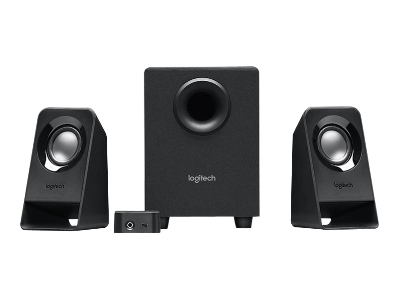 Logitech Z-213 2.1 Speakerset 7 watt