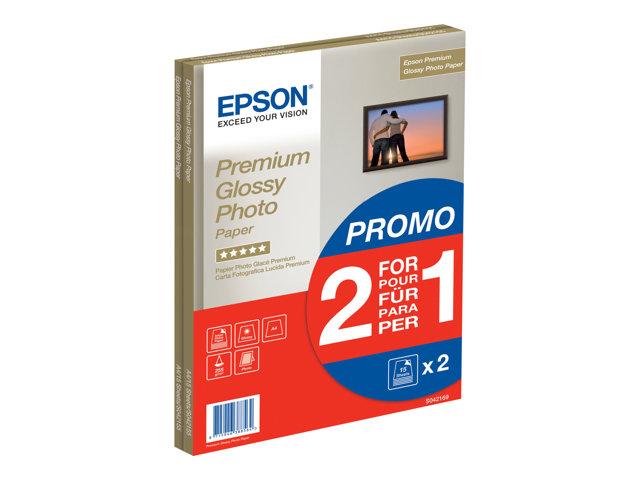 Epson Premium Glossy Photo Paper A4 255 g/m²