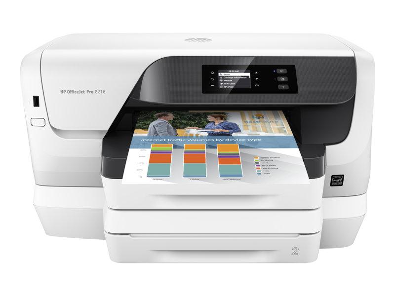 HP Officejet Pro 8218 - printer - kleur - inktjet