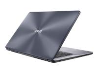 Asus vivobook N705UD-GC115T Intel Core i7-8550U 17,3 FHD 16GB 256GB SSD 1TB GeForce GTX 1050 Windows 10