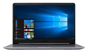 ASUS K510UR-BQ205T 15.6i FHD/IPS i5-8250U 4GGB 500G 5400R+128G SSD NV 930MX 2GB w/o ODD Windows 10