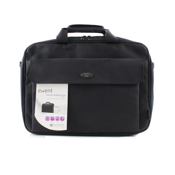 Ewent Laptop tas 16   Urban Bailhandle zwart EW2512