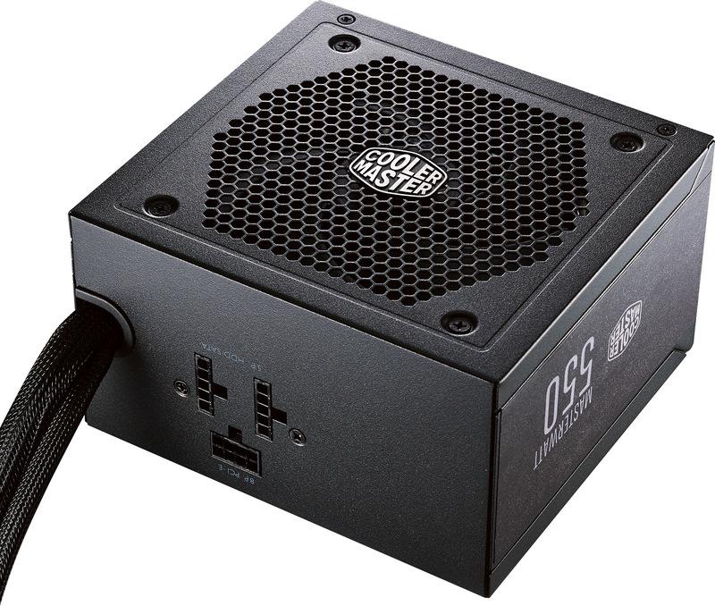 Cooler Master Watt  550W ATX Modulair