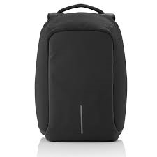 XD Design Bobby Anti-theft Backpack Black 17,3 inch