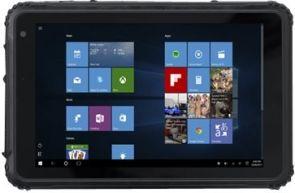 Cat T20 Black  8.0 inch 64GB 2GB 4G Windows 10 IP68