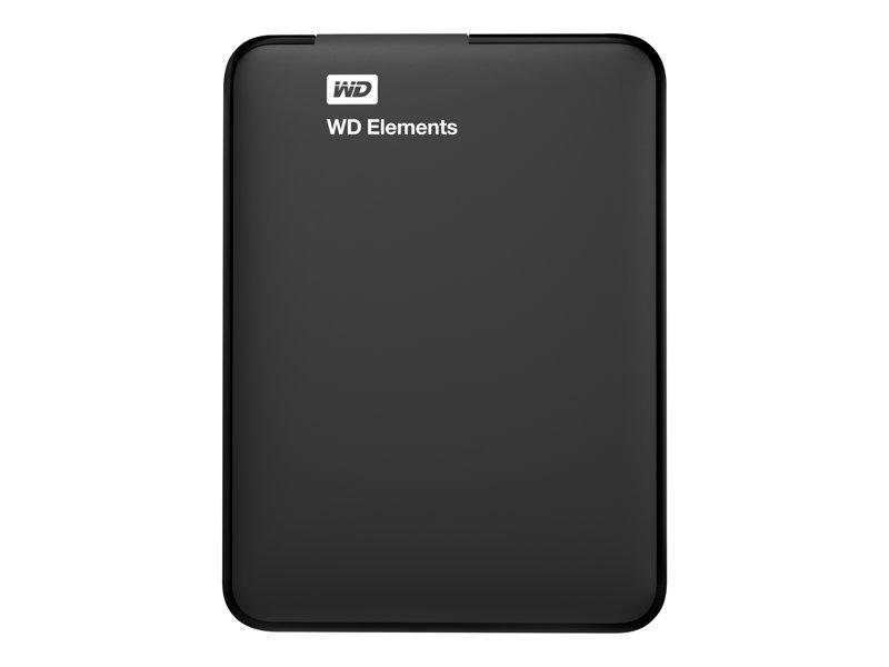 Western Digital Elements Portable 500GB USB 3.0