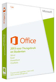 Microsoft Office Home and Student  2013 1 PC NL
