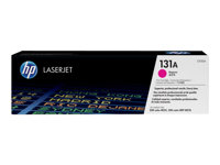 HP 131A - CF213A - toner cartridge - 1 x magenta - 1800 pages - for LaserJet Pro 200 color M251n, 200 color M251nw, 200 color MFP M276n, 200 color MFP M276nw