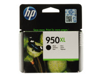 HP 950XL - CN045AE - print cartridge - 1 x pigmented black - 2300 pages - for Officejet Pro 8100, 8600, 8600 N911a