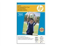 HP Advanced Glossy Photo Paper - Glossy photo paper - 100 x 150 mm - 250 g/m2 - 25 sheet(s)