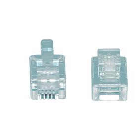RJ11modulaire plug  stekker