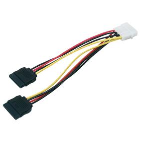 Voeding kabel SATA 0,15m