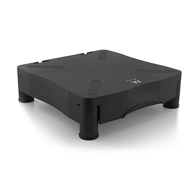 Ewent EW1280 Monitor Standaard met handige opberglade