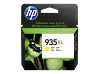 HP 935XL - Yellow - original - ink cartridge - for Officejet 6812, 6815; Officejet Pro 6230, 6230 ePrinter, 6830, 6835
