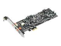 ASUS Audio Soundcard Xonar DGX - PCI Express - 5.1 - Low profile Bracket - Gaming - PCIe