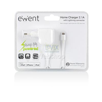 EW1213 USB CHARGER LIGHTNING APPLE