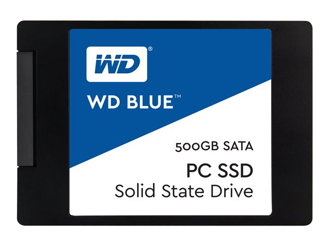 WD Blue SSD 500GB  WDS500G1B0A