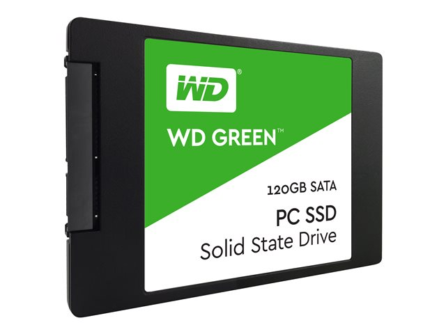 WD Green SSD 120GB WDS120G1G0A
