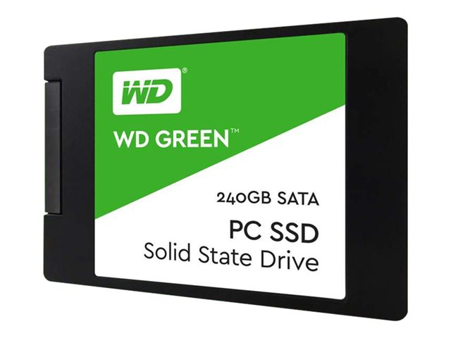 WD Green SSD 240GB WDS240G1G0A 2.5