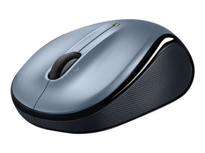 Logitech M325 Wireless Muis nano Light Silver