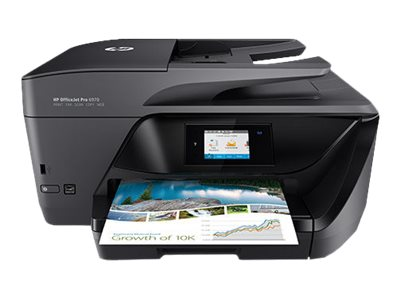 HP Officejet Pro 6970 All-in-One Fax / kopieerapparaat / printer / scanner